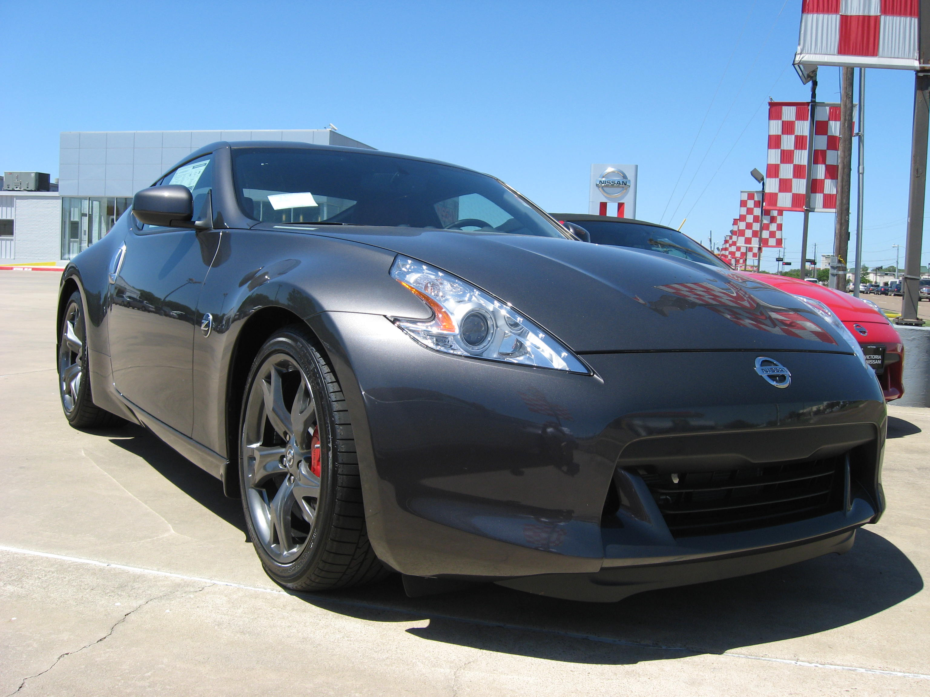 Celebrate Z Car History With A 40th Anniversary 370z 1 Of A 1000