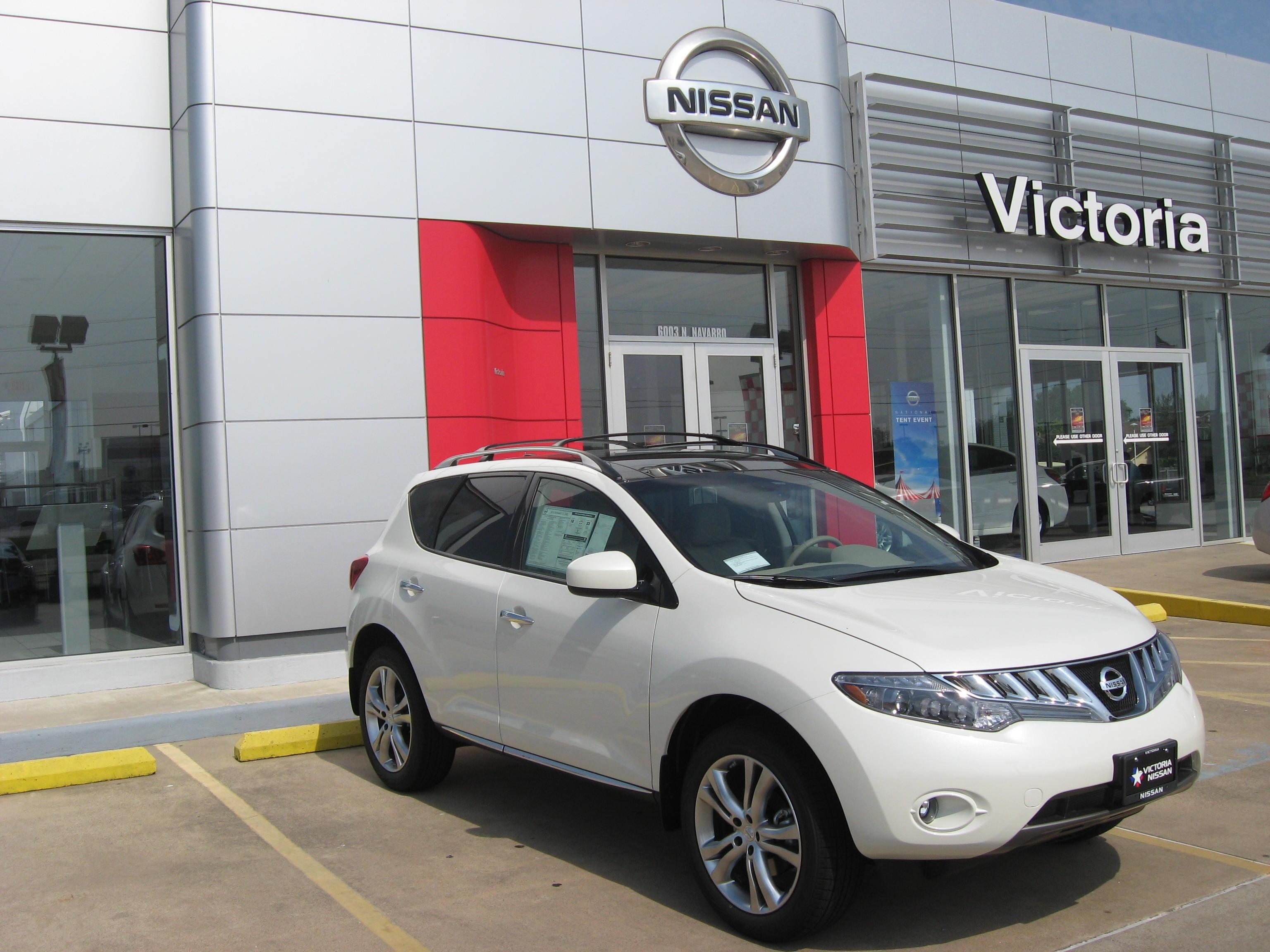 Exterior & Exterior « Victoria Nissan News