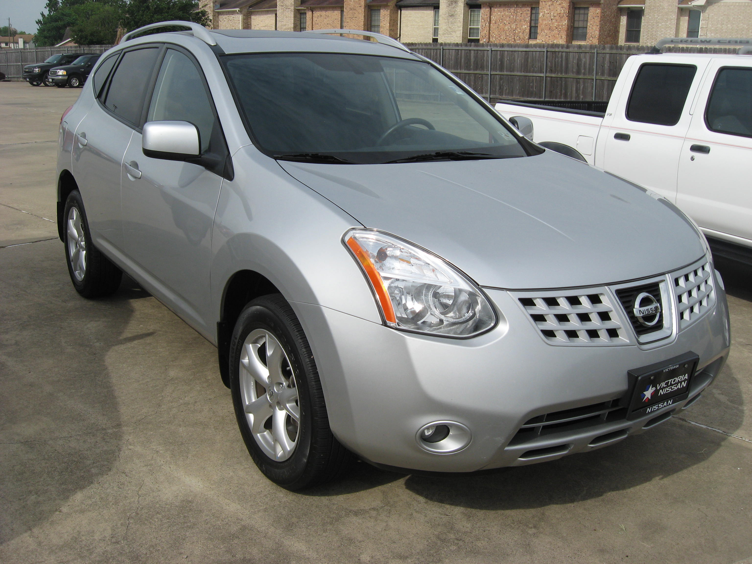 Certified 2008 nissan rogue premium in silver ice now at victoria certified 2008 nissan rogue premium in silver ice now at victoria nissan vanachro Gallery